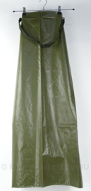 Militair schort - groen - origineel