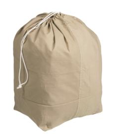 Barracks bag - KHAKI katoen - ONGEBRUIKT - origineel