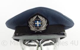 Griekse leger pet - maat 59 - origineel