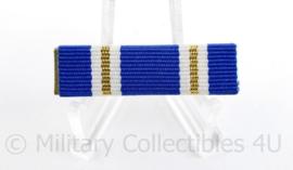 Nederlandse leger Nato Medaille Active Endeavour  medaille baton  - 3 x 1 cm - origineel