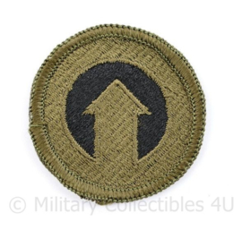 US Army 1st Sustainment Command patch subdued - origineel