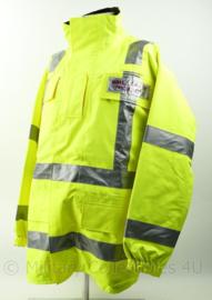 Britse Jacket reversible high visability MVP Green Yellow Military Police - 170/104 - origineel