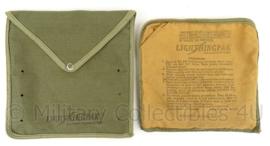 US Vietnam oorlog Lightningpak/heating pack - Medical department - Zeldzaam - 19 x 19 cm - origineel