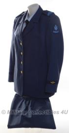 KLU Luchtmacht DAMES DT uniform set- Korporaal der 1ste klasse - maat 44 - origineel