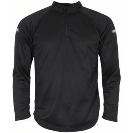 Britse Politie POLICE shirt zonder schouderstukken  - lange mouw - S of M - origineel