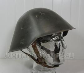 DDR helm - 1e / 2e model ! - jaren 50 en 60 -  nu op maat en jaartal te bestellen! - origineel