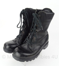 KL leger schoenen legerkisten met gleuf in de hak - ongedragen - maat 300M = 47M - origineel