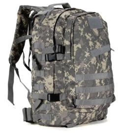 Nederlands leger model Daypack Grabbag Day Pack  LMB ACU CAMO  35 liter - MOLLE - nieuw gemaakt