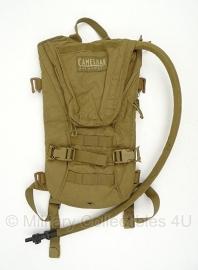 Camelbak waterrugzak COYOTE met MOLLE lussen - origineel Nederlands leger - gebruikt