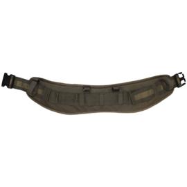 Leger groene Heupgordel voor rugzak e.d.- Small, Medium of Large - origineel