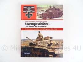 Boek Sturmgeschutze-die panzer der infanterie 1939/1945