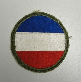 WO2 US patch Ground Forces - 6 cm diameter - origineel