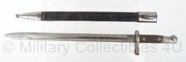 Spaanse bajonet Artilleria Fca nacional toledo  model 1893/13 -  origineel