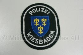 Polizei Wiesbaden embleem - origineel