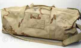 KL Landmacht desert goederen tas - groot - afmeting 80 x 35 cm - origineel