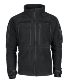 Trilaminaat Fleece jack BLACK - nieuw gemaakt