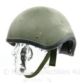 Britse leger combat Vehicle Crewmans Helmet - maat medium - origineel