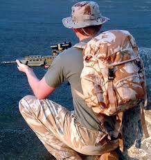 Britse desert DPM camo rugzak BCB  Bushcraft Backpack - 25 liter