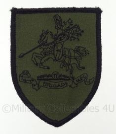 "KL embleem ""17de brigade"" 17 Pantserinfanteriebataljon - origineel"