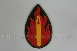 WWII US 63rd Infantry Division patch