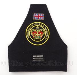 Britse armband Gemany Guard Service - origineel