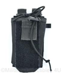 Koppeltas 5.11 voor magazijn of portofoon 5.11 Tactical Bungee Radio Pouch - Black- 17x9x5cm - origineel