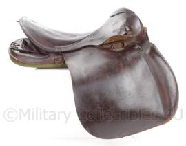 WO2 Duitse Kavalerie zadel - mooie staat en gestempeld 1943 - origineel