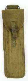 US WO2 M1 Cleaning rod met case M1 C6573A - afmeting 10 x 34 cm - origineel