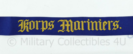 Koninklijke Marine Mutslint Korps Mariniers nagemaakt