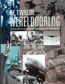 Boek De Tweede Wereldoorlog dag na dag