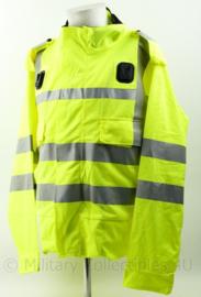 Britse Politie jacket lightweigt High Visability  met portofoon houders - nieuw - XXLarge Regular - origineel
