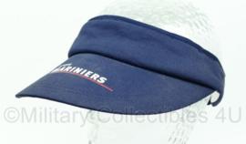 Korps Mariniers cap - donkerblauw - one size - gebruikt - origineel