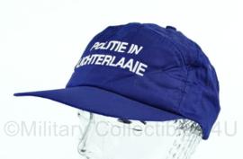 Baseball cap Politie in lichterlaaie    - one size - Origineel