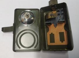 Daimon lamp met kaartlees klep 1960 - NSN 6230-12-124-7827 - origineel