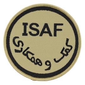 Patch ISAF - ISAF - origineel