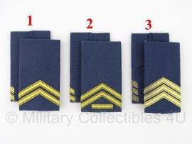 KLu Luchtmacht set Rangen Ceremonieel tenue - origineel