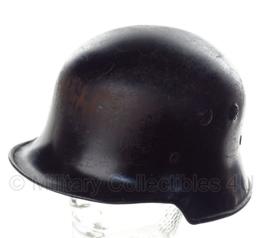 WO2 Feuerwehr Duitse helm - maat 55 - origineel WO2