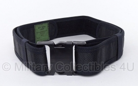 Zwarte moderne Politie koppel - verstelbaar - Small t/m XL - origineel politie