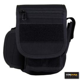 Koppeltasje universele magazijnhouder - zwart - 100% Cordura - DP220