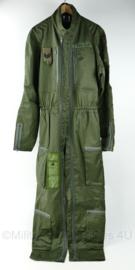 ABL Belgische jumpsmock voor parachutisten - veel gebruikt door KCT en Korps Mariniers - maat 50/52M - nieuw - origineel