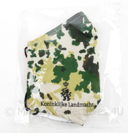 Koninklijke Landmacht camo mondkapje - origineel