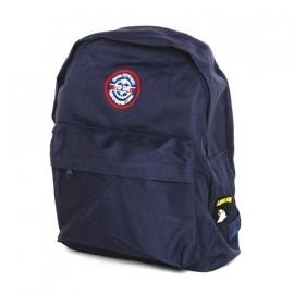 Kinder rugzak 101st Airborne - donkerblauw met emblemen