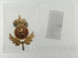 KL Onderofficier pet insigne - nieuw in verpakking - origineel
