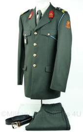 KL DT2000 uniform set - Regiment Johan Willem Friso - 43e gemechaniseerde brigade - maat 49 - gedragen - origineel