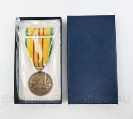 United States 1969 Vietnam service medal - in originele doosje - origineel 1969!