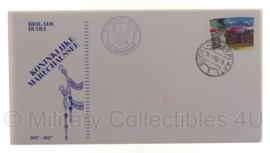 Postzegel herdenkingsenvelop KMAR Brigade Budel - origineel