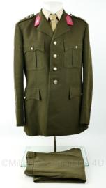Defensie 1967 DT Set Officier Administratie - maat 51 - origineel