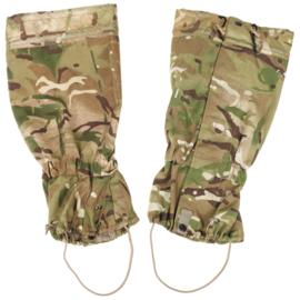 Britse leger MTP camo gaiters beenkappen- origineel
