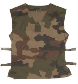 Franse leger CCE camo vest - origineel
