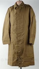 KL Landmacht lange regenjas - opvouwbaar - 1974 - maat 48 - origineel